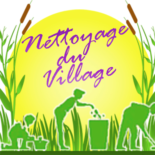 You are currently viewing Opération Nettoyage du Village